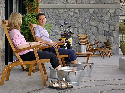 Sante Spa at Bear Mountain Resort