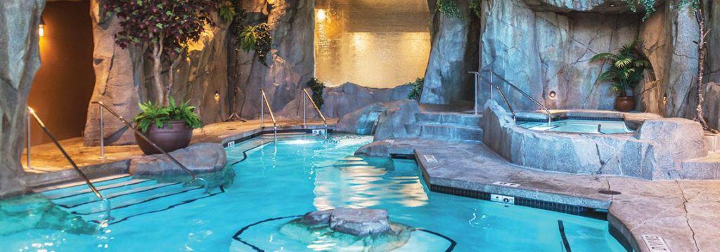 Tigh-Na-Mara Grotto Spa Vancouver Island