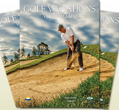 36 Page Guide to Golf on Vancouver Island