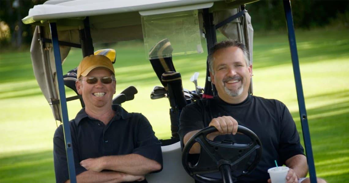 Golf Mancation to Vancouver Island