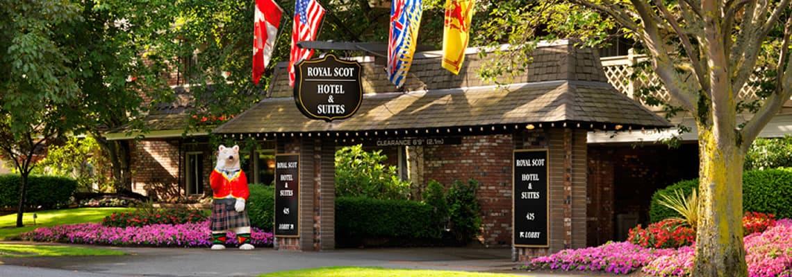 Royal-Scot-Hotel- Victoria, BC