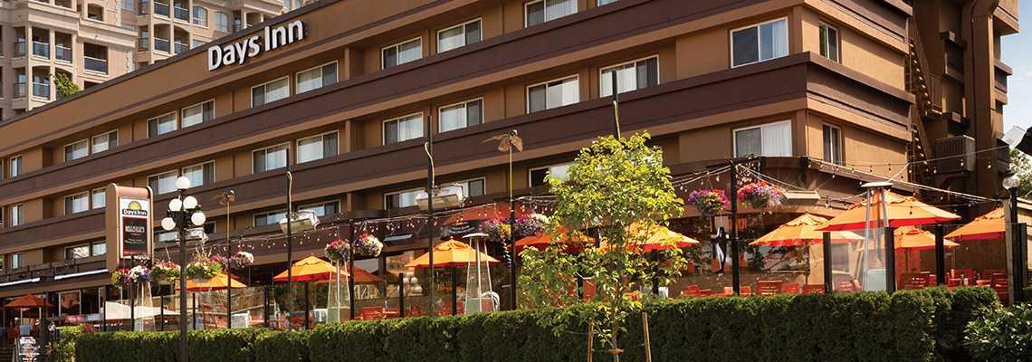 Days Inn Victoria Accommodation