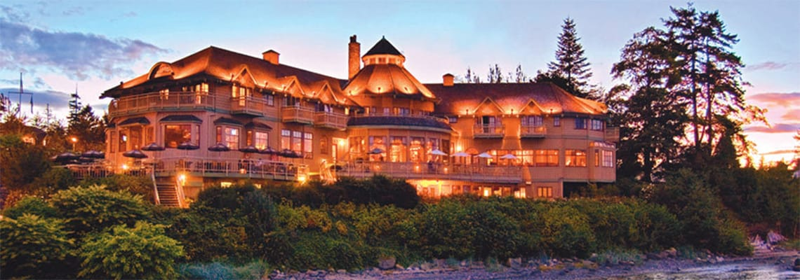 Painter's Lodge - Golf Vancouver Island