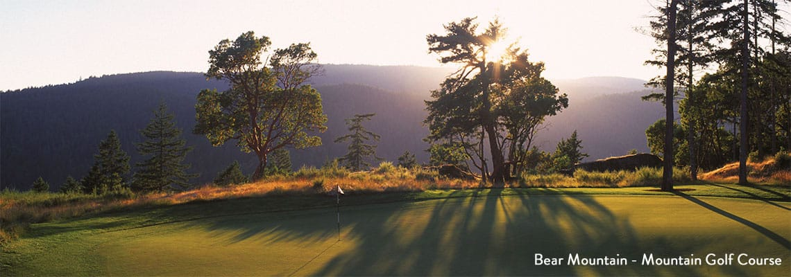 Golf Vancouver Island