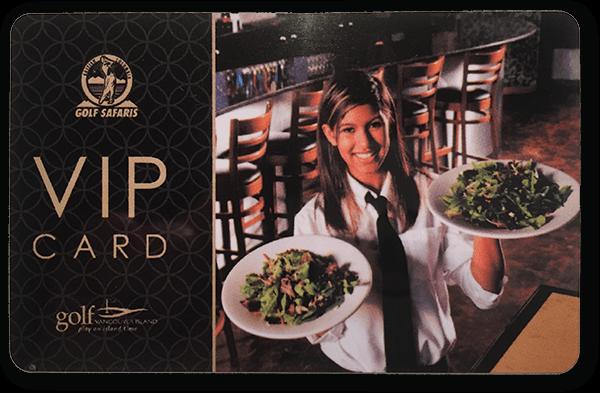 Vancouver Island VIP Travel Card