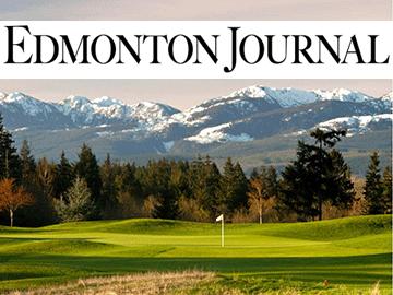 Edmonton Journal – Vancouver Island Golf Trail Beckons