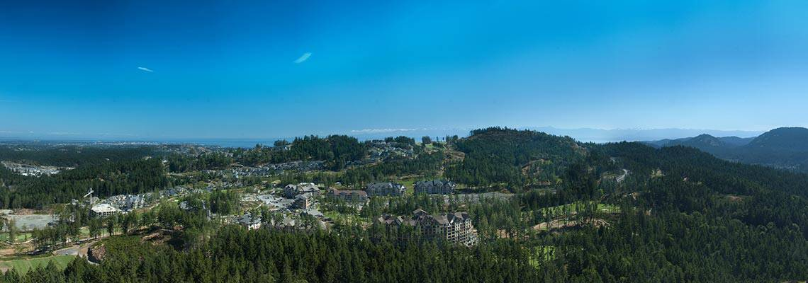 Vancouver Island Real Estate Developments