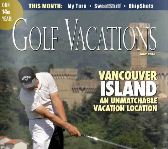 Vancouver Island Vacation: Nothing Better – Golf Vacations