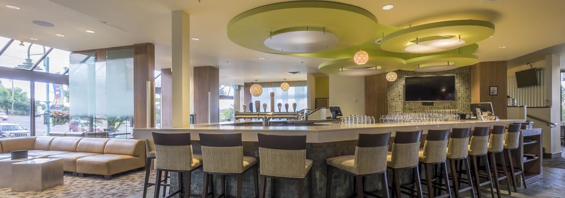 Minnoz Restaurant - Coast Bastion Hotel