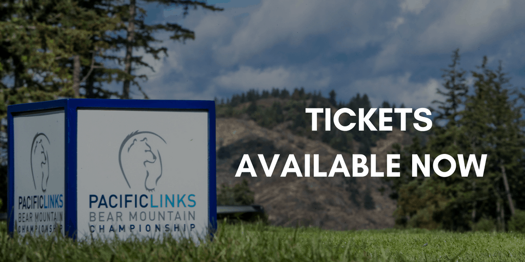 Pacific Links Bear Mountain Championship Tickets