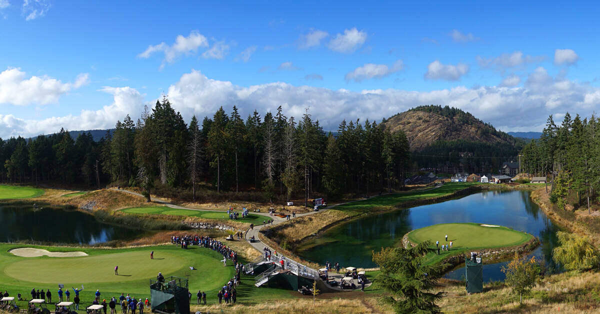 Bear Mountain Pacific Links Championships