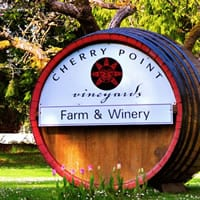 Cherry Point Winery on Vancouver Island