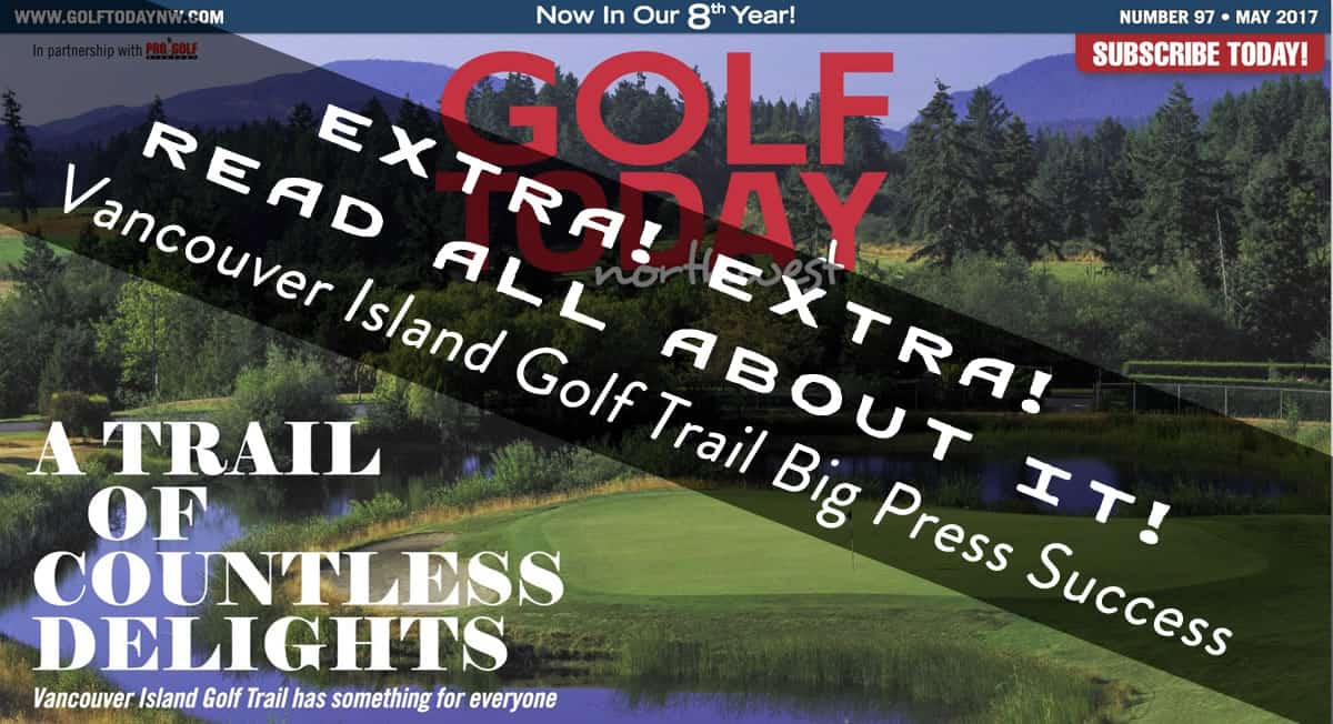 Vancouver Island Golf Trail in the Media