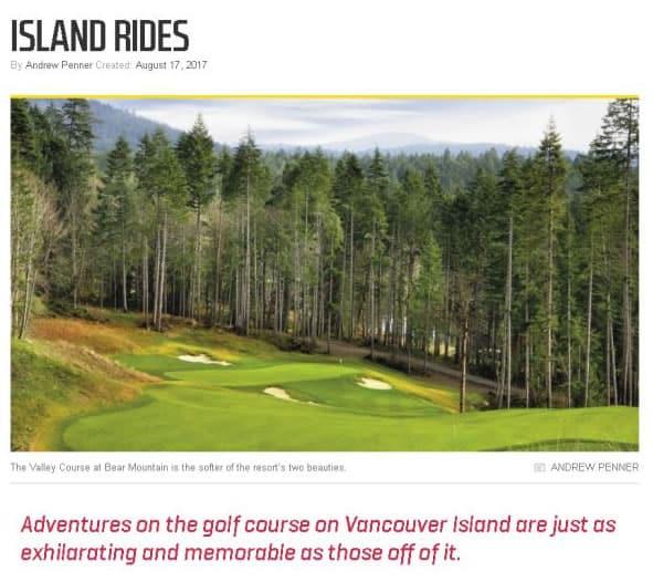 Island Rides