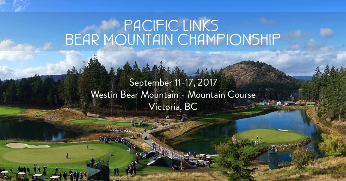 Pacific Links Bear Mountain Championship