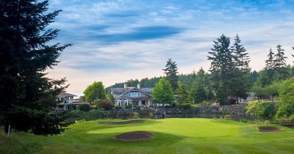 Fairwinds Golf Course Hole 2