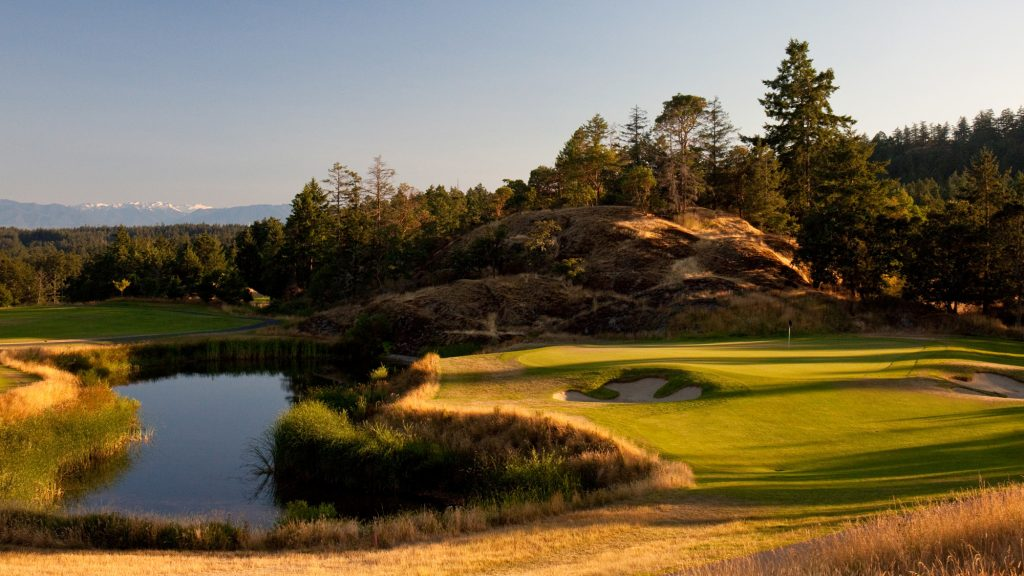 Highland Pacific Victoria Golf Courses