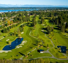 Win Rounds of Golf for Four at Campbell River Golf & CC