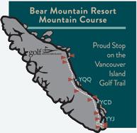 VI Golf Trail Bear Mountain