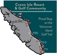Crown Isle Resort & Golf Vancouver Island Golf Trail