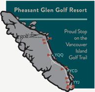 Pheasant Glen Golf Resort Vancouver Island Golf Trail