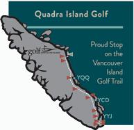 Quadra Island Golf Vancouver Island Golf Trail
