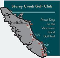 Storey Creek Golf Club Vancouver Island Golf Trail