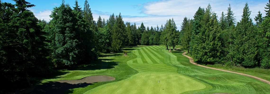 Storey Creek Campbell River Golf