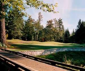 Storey Creek Campbell River Golf