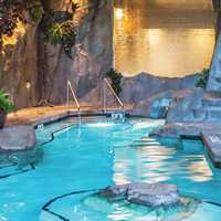 Tigh-na-mara Resort grotto spa Qualicum Beach