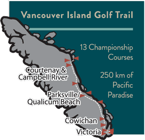 Vancouver Island Golf Trail Package - BC Golf Packages on