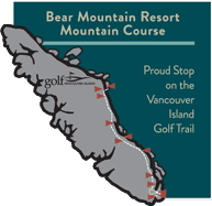 Vancouver Island Golf Trail Bear Mountain Golf Course