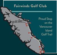 Vancouver Island Golf Trail Fairwinds Golf Club
