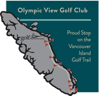 Vancouver Island Golf Trail Olympic View