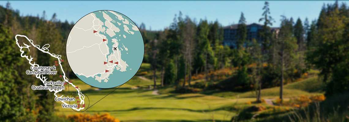 Vancouver Island Golf Trail Giveaway