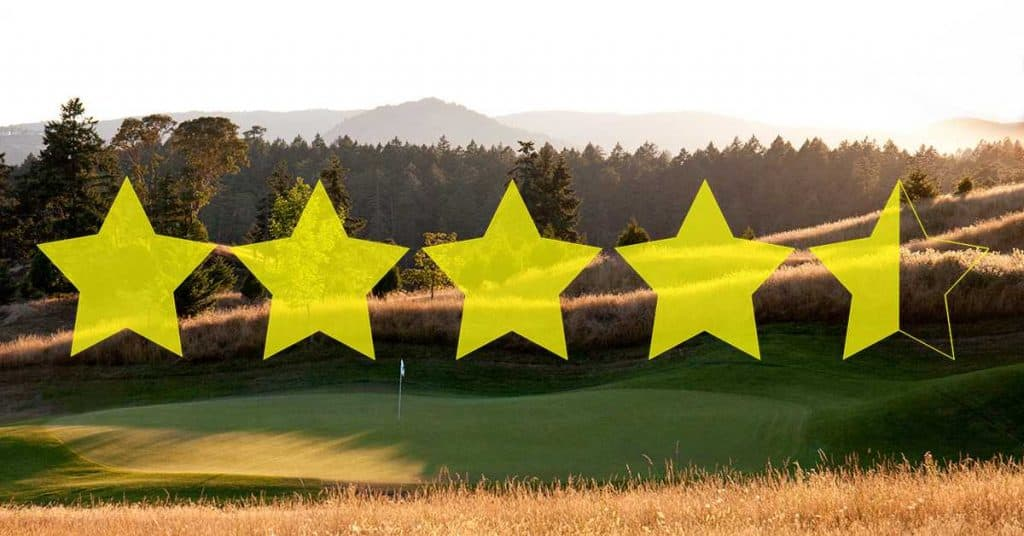 Golf Vancouver Island ranked by golfers