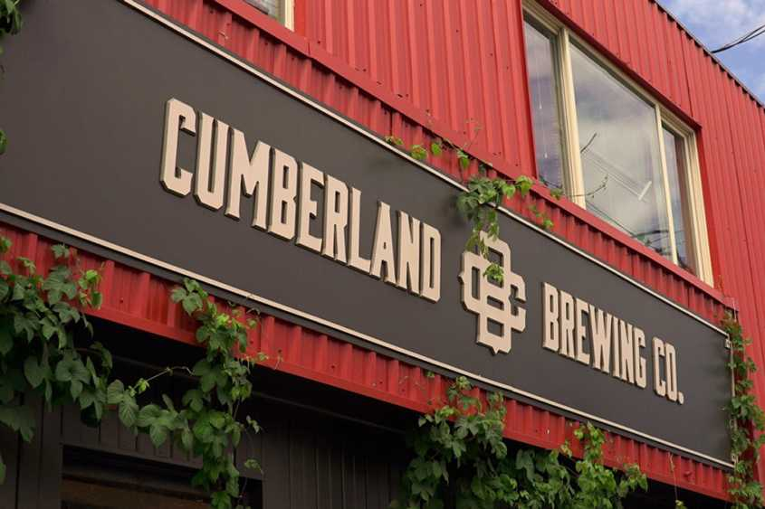 Cumberland Brewing Craft Beer Vancouver Island BC