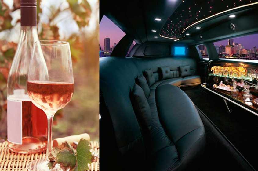 LA Limousine Luxury Winery Tour Vancouver Island