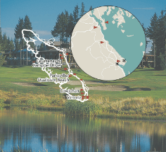 Win a Vancouver Island Golf Trail Vacation for 2
