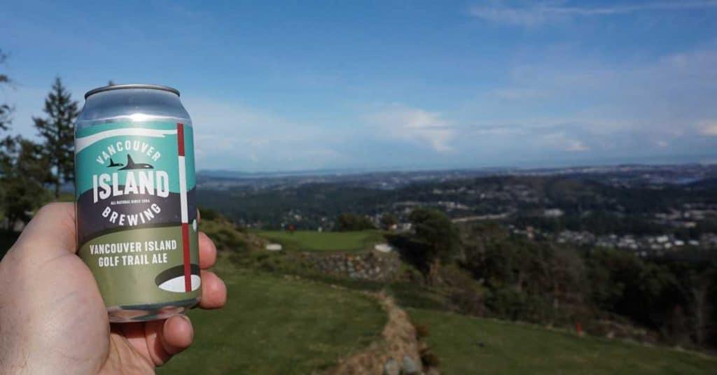 Vancouver Island Golf Ale