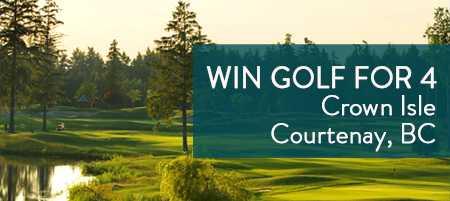 Golf Vancouver Island Contest