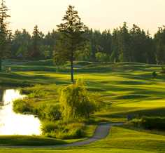 Win Rounds of Golf for Four at Crown Isle