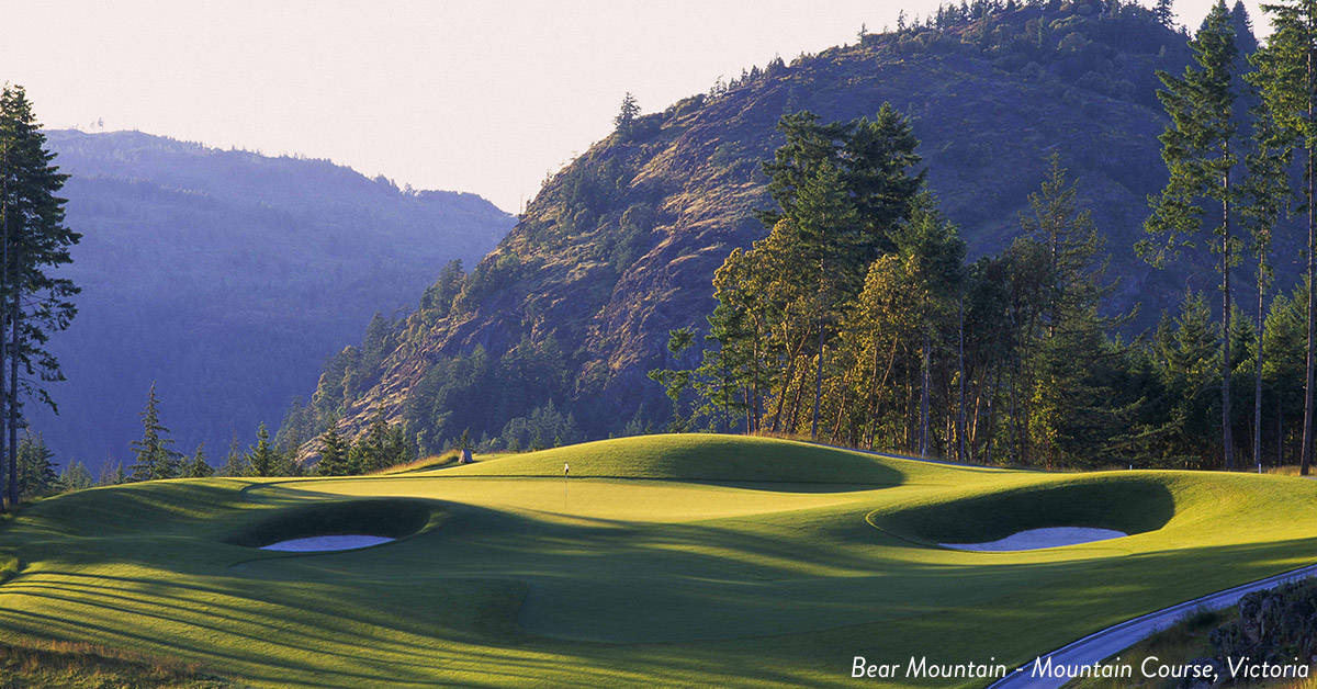 Top BC Golf Courses Sea to Sky