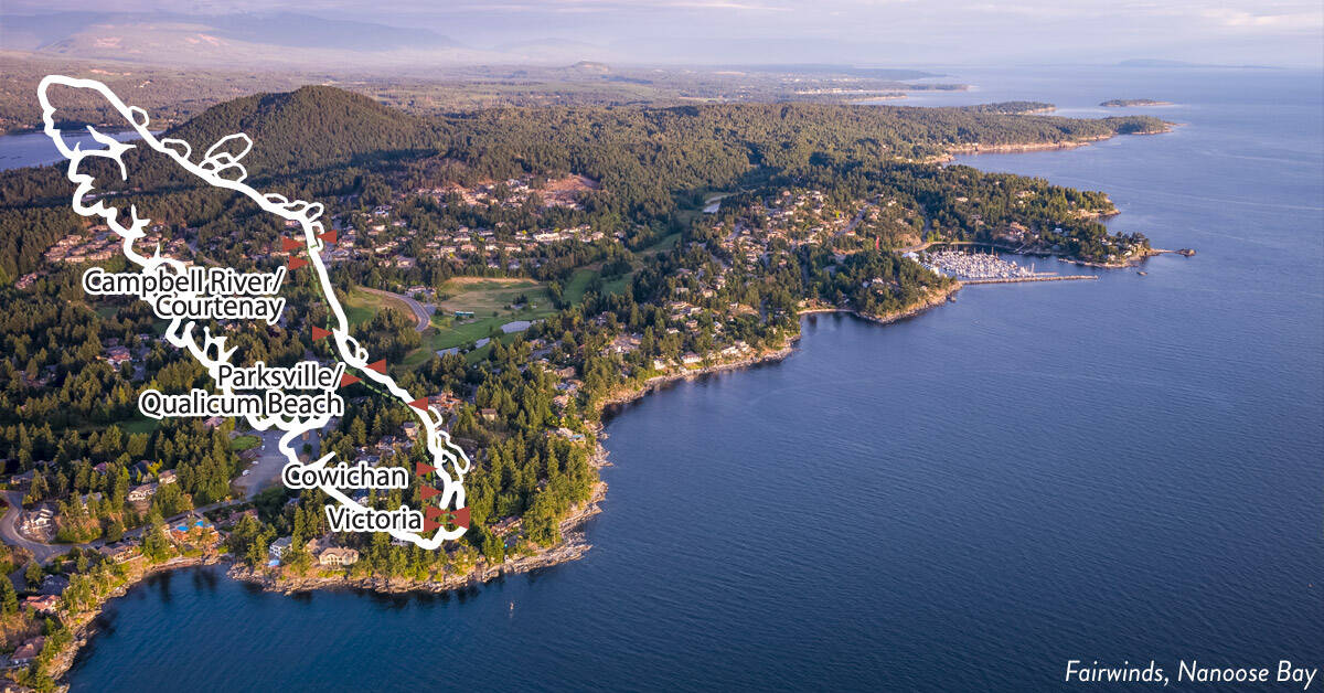 BC Golf Packages Vancouver Island