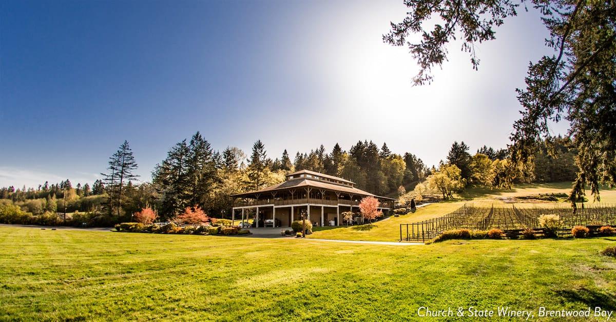 BC Golf & Wine Vancouver Island