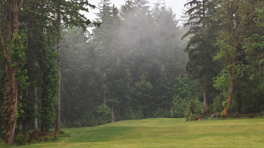 Golf Vancouver Island's Toughest Holes