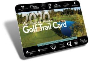 2020 Golf Vancouver Island Trail Card