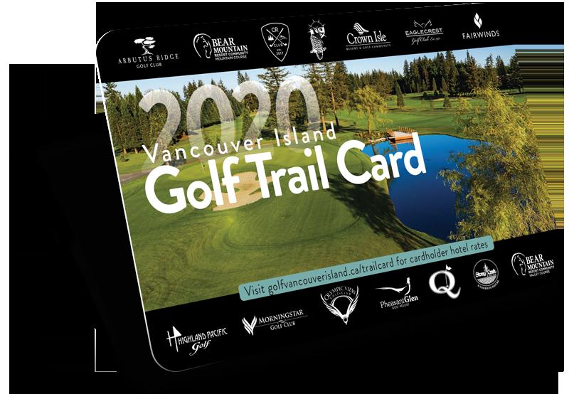 2020 Golf Trail Card