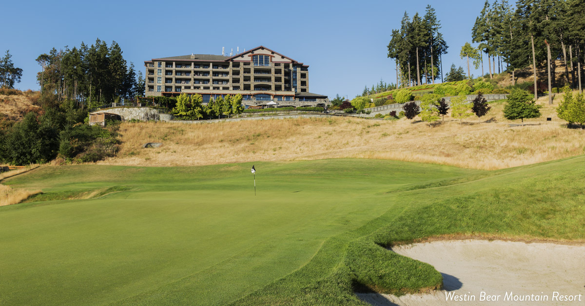Westin Bear Mountain Resort Victoria Golf