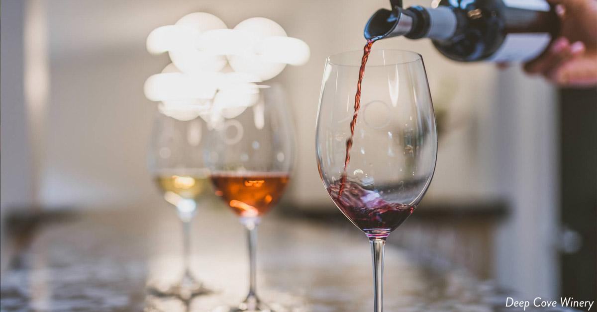 Wine tours Victoria BC